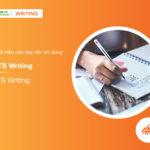 Một số mẫu câu hay nên sử dụng trong IELTS Writing