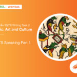 [IELTS Writing Task 2] Topic: Art and Culture